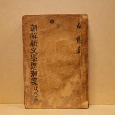 조선신문학사조사 - 현대편 (朝鮮新文學思潮史 - 現代篇)
