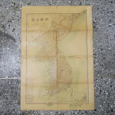 조선전도 (朝鮮全圖)