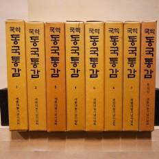국역 동국통감 전8책